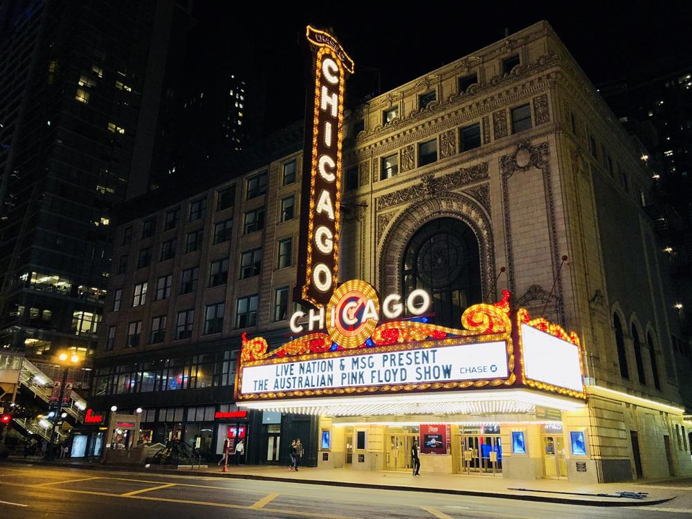 芝加哥劇院