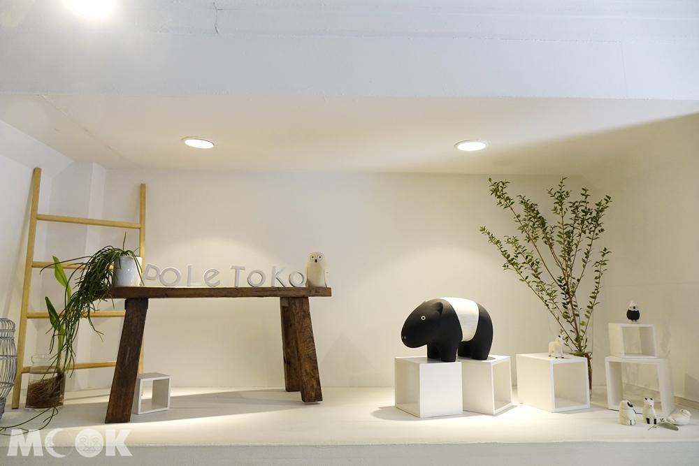POLETOKO動物木雕