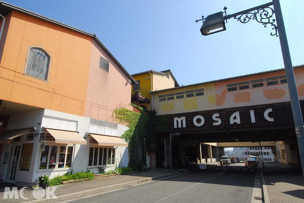 神戶MOSAIC廣場