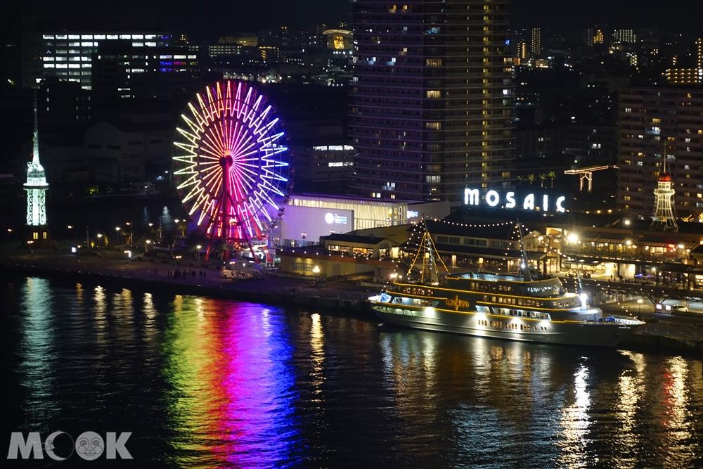 神戶大倉飯店夜景