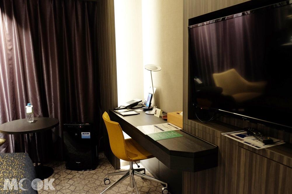 HOTEL METROPOLITAN仙台房間