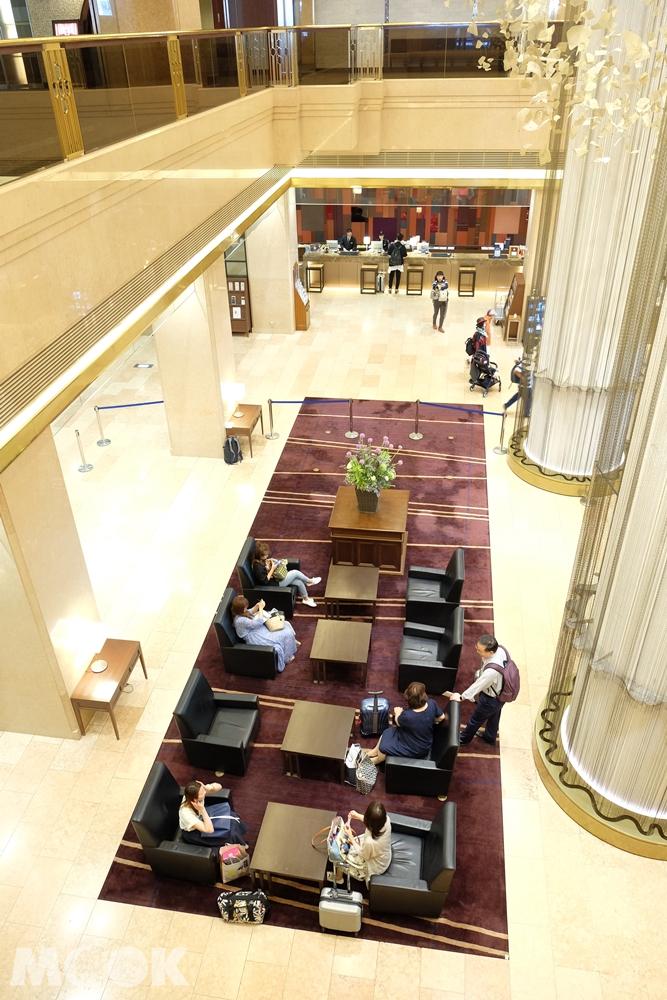 HOTEL METROPOLITAN仙台大廳