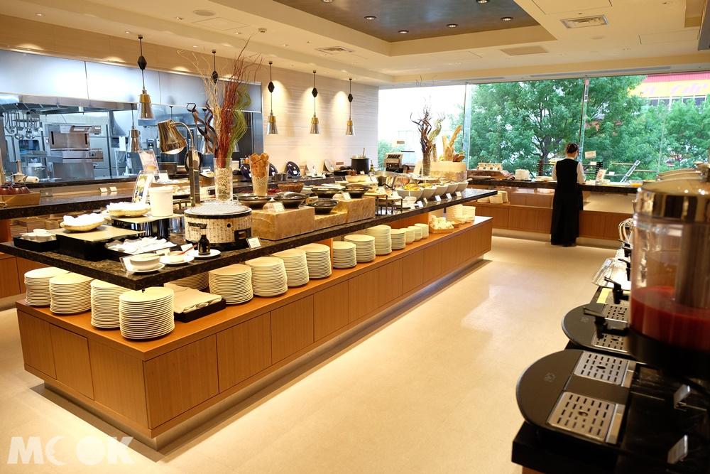 HOTEL METROPOLITAN仙台 餐廳