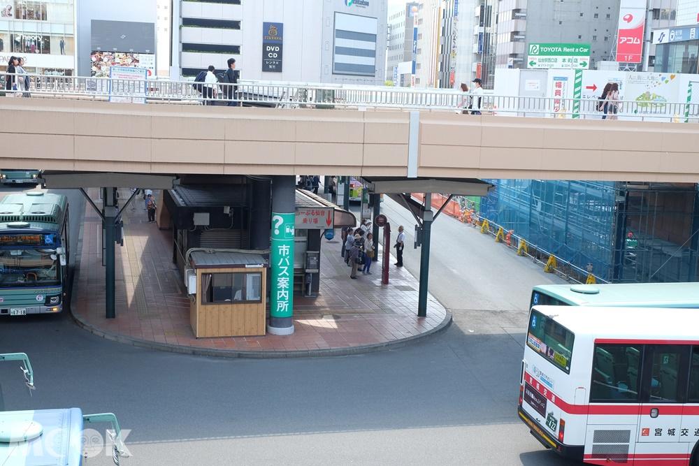 仙台車站前