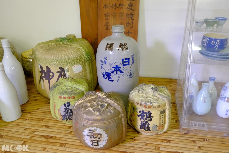 酒井島酒造資料館