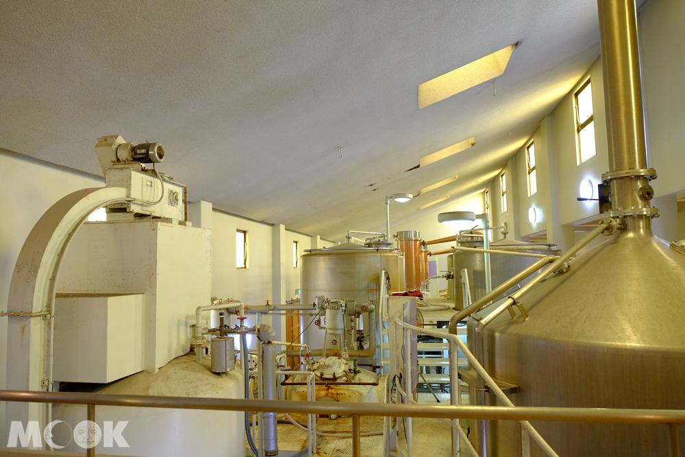 酒井島酒造資料館威士忌釀酒廠