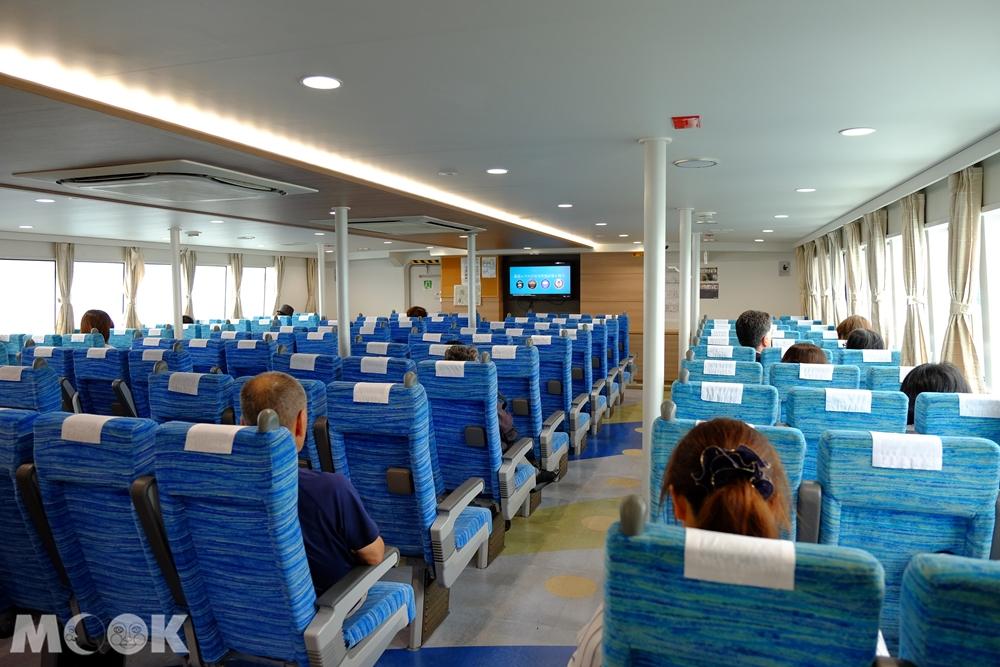 Jenova高速船明石站