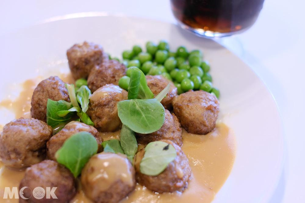 瑞典IKEA餐廳的肉丸
