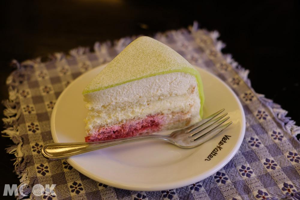 瑞典斯德哥爾摩Vete-Katten的公主蛋糕