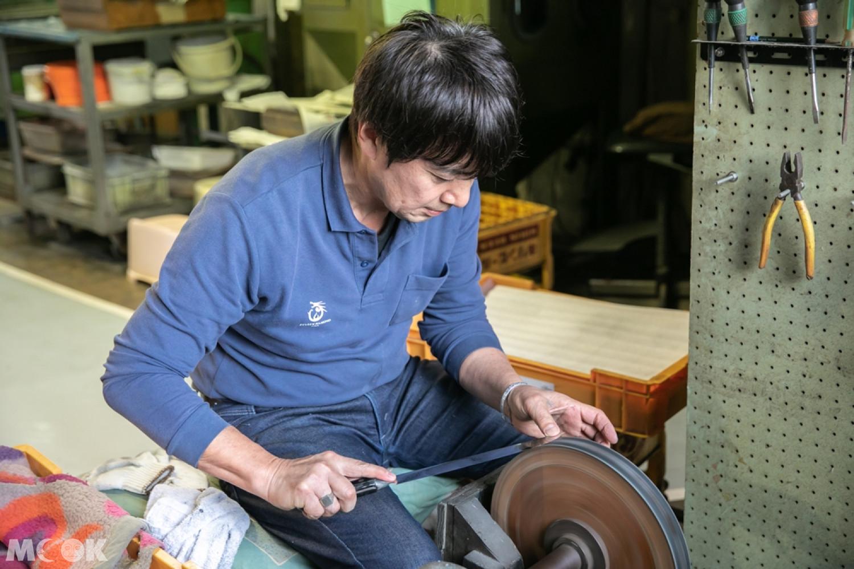 福井縣龍泉刃物製作