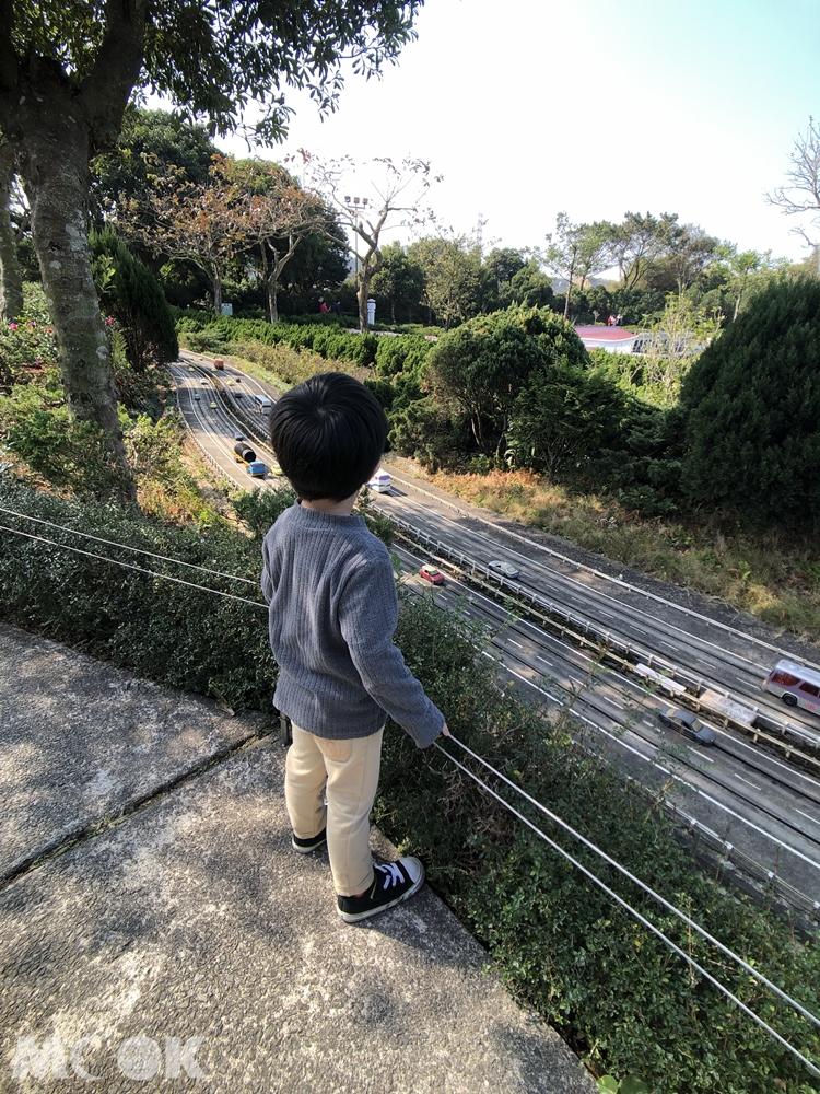 小人國主題樂園 小火車