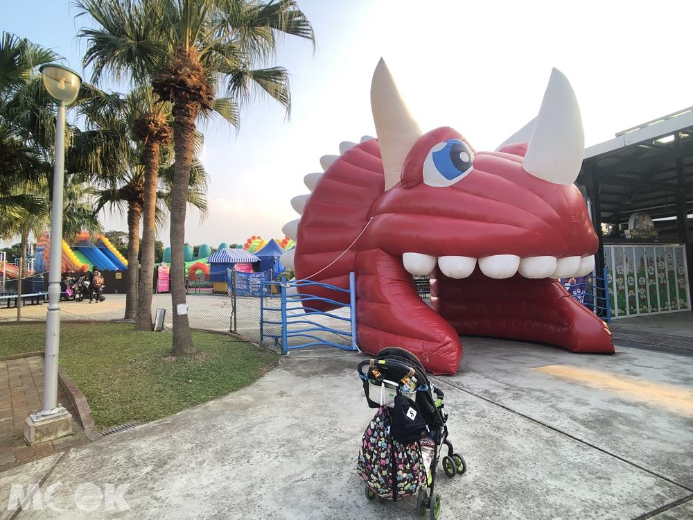 小人國主題樂園 探險迷宮恐龍島