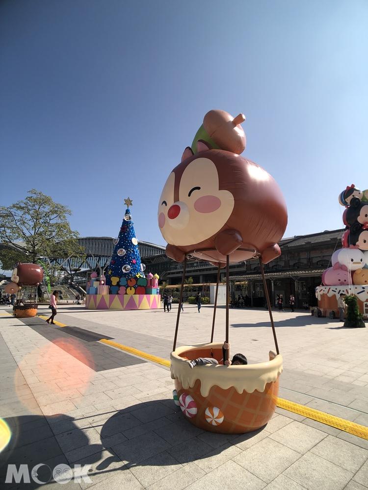 2019臺中耶誕夢想世界  台中舊火車站