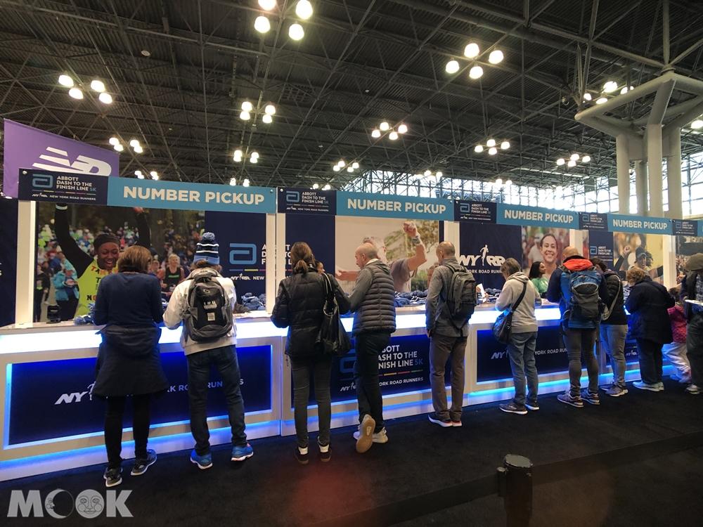紐約馬拉松expo