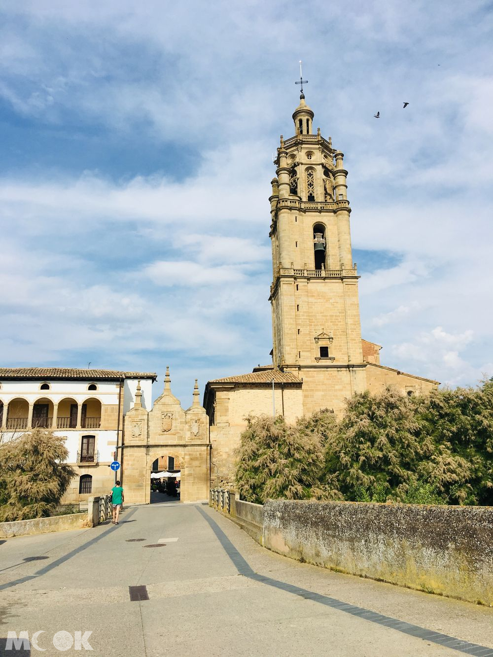 Iglesia de Sta. María de Los Arcos