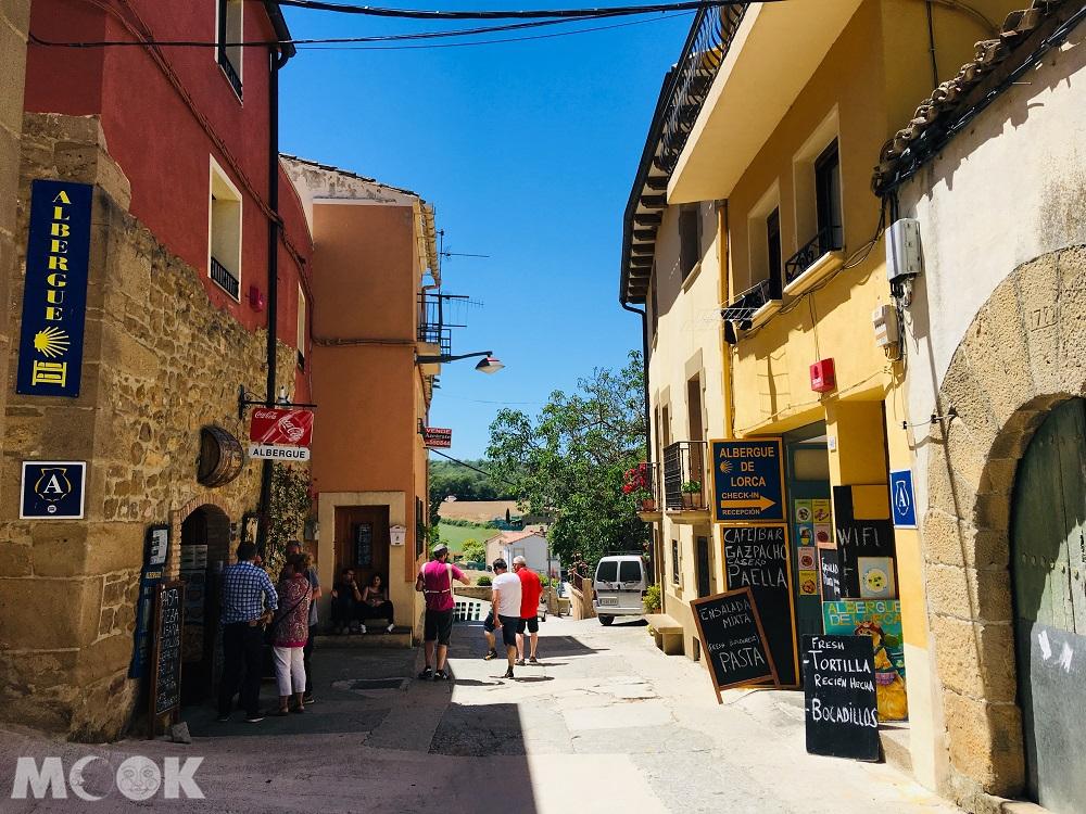 西班牙朝聖之路Estella