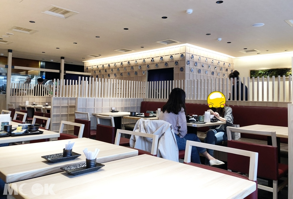 江戶川鰻魚飯座位