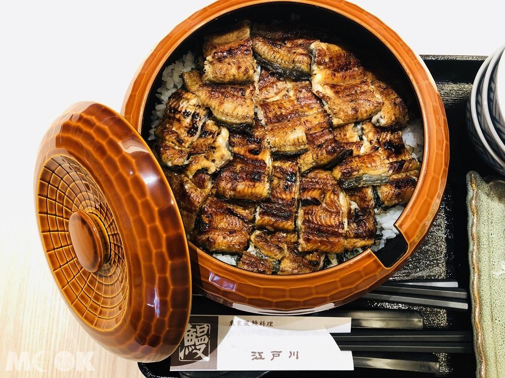 江戶川鰻魚飯鰻魚三吃