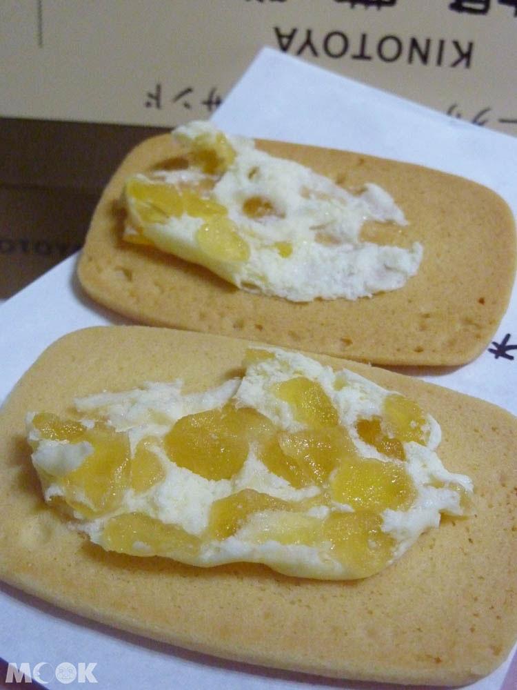 札幌農學校的蘋果奶油夾心餅乾
