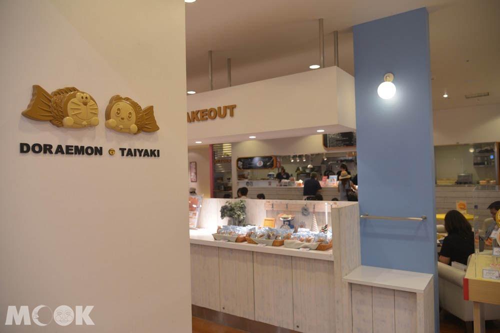 新千歲機場的哆啦A夢咖啡