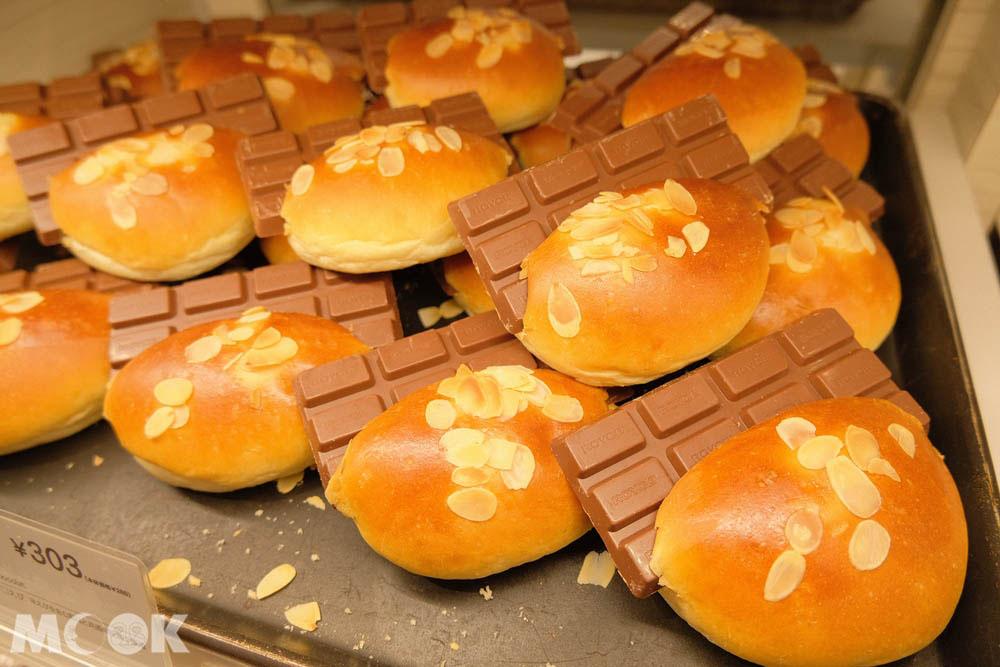 新千歲機場限定的Royce巧克力麵包
