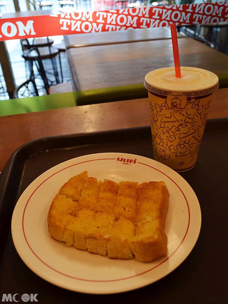 泰國 清邁 尼曼明路 泰國美食 清邁美食 小吃 甜點 Mont Nomsod