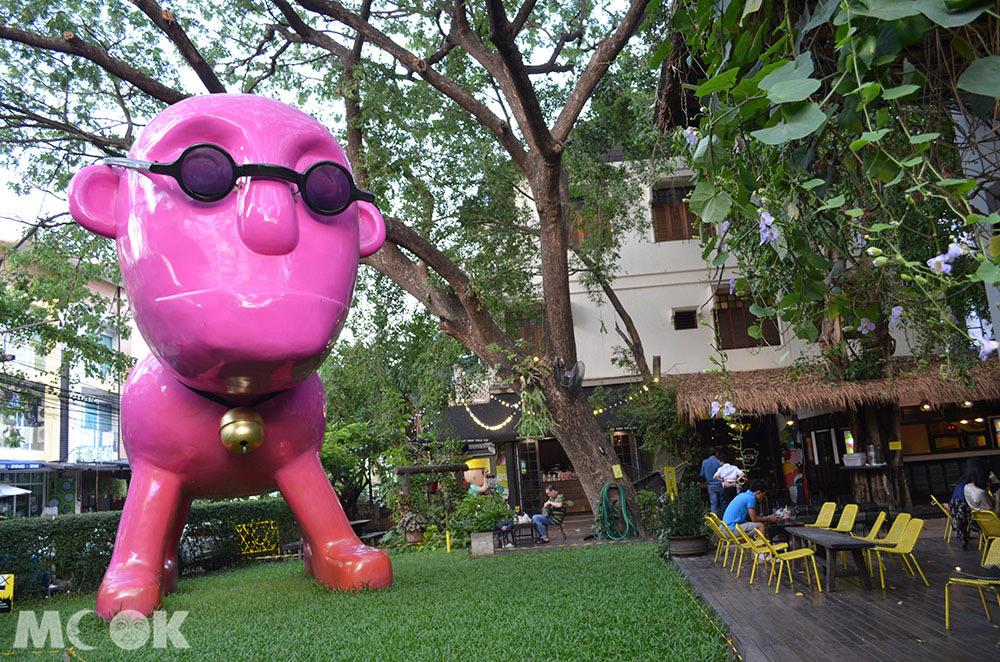 泰國 清邁 尼曼明路 泰國美食 清邁美食 甜點 iberry Garden