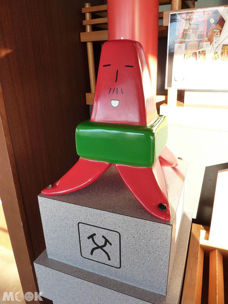 札幌電視塔的電視塔老爹テレビ父さん