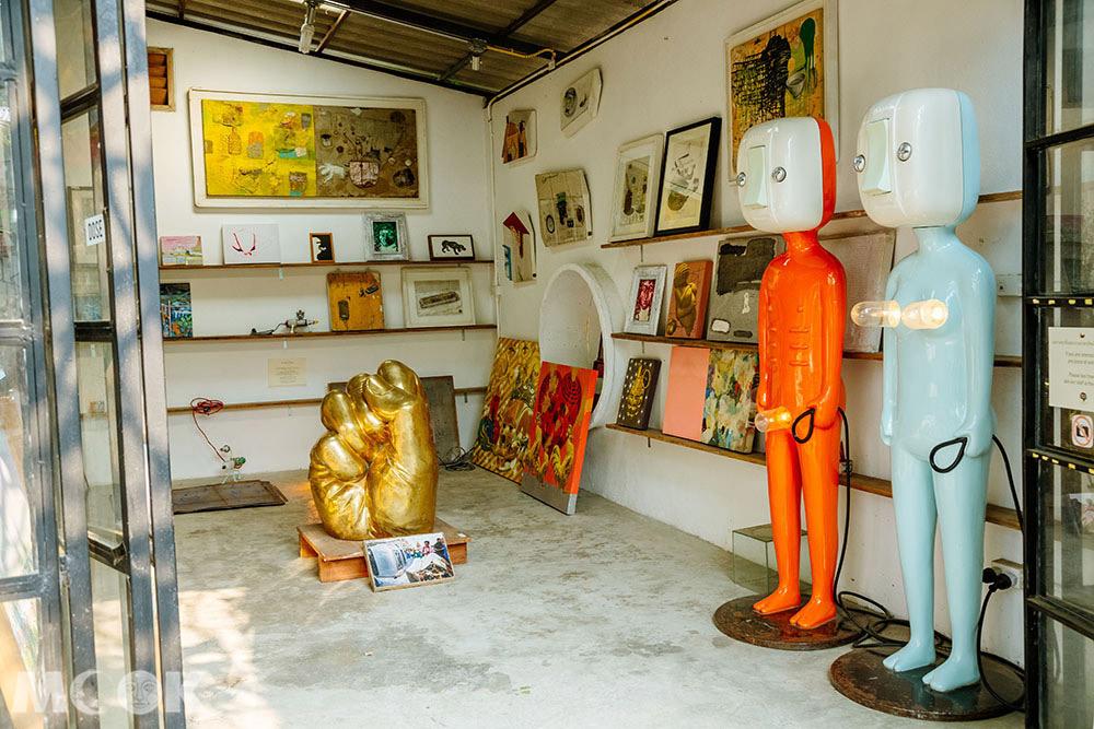 泰國 清邁 尼曼明路 購物 小店 Gallery Seescape