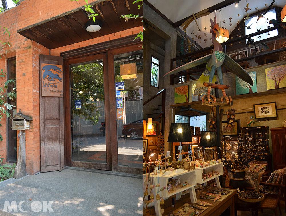 泰國 清邁 尼曼明路 購物 小店 Silver Birch