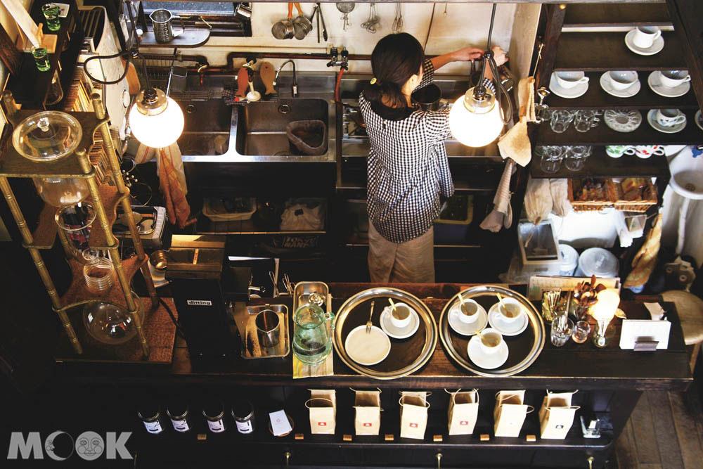 札幌森彥咖啡本店