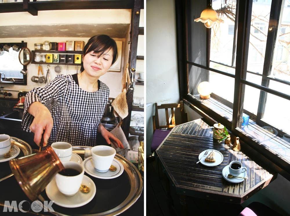 森彥咖啡本店一景