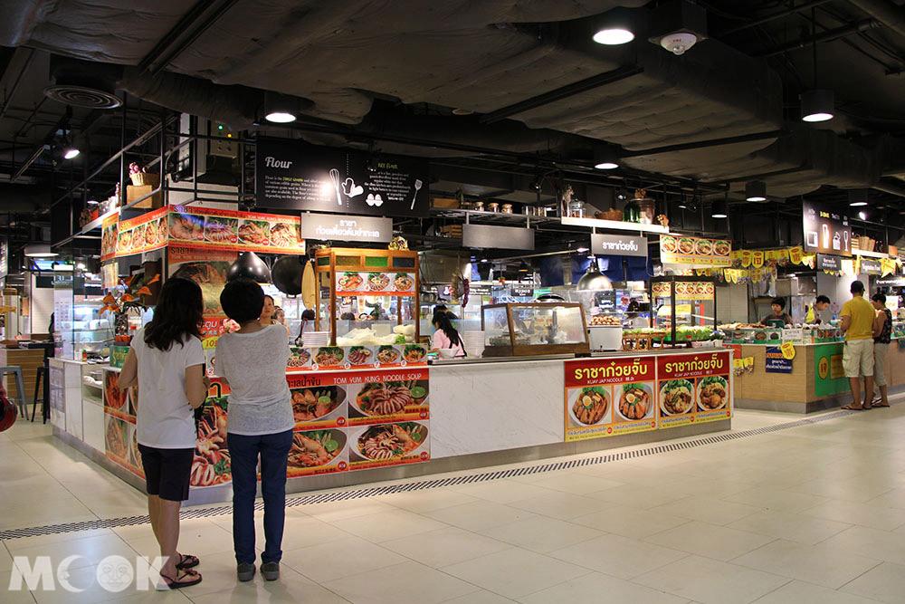 泰國 清邁 尼曼明路 購物 商場 Maya Lifestyle Shopping Center美食街