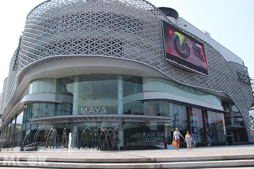 泰國 清邁 尼曼明路 購物 商場 Maya Lifestyle Shopping Center