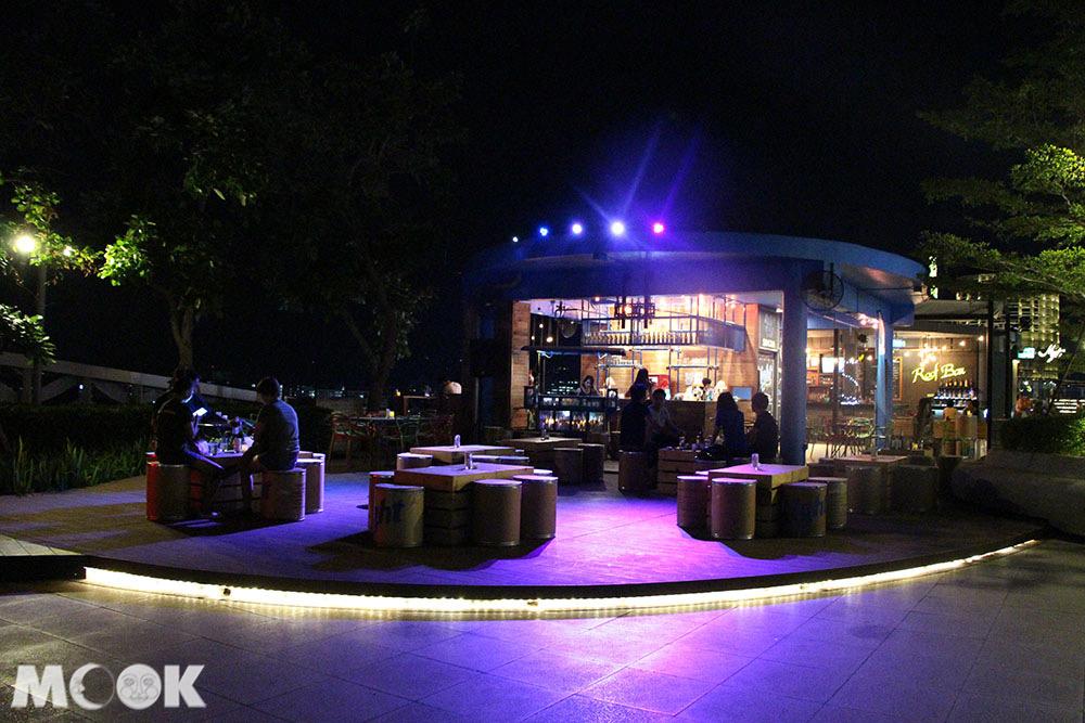 泰國 清邁 尼曼明路 購物 商場 Maya Lifestyle Shopping Center酒吧