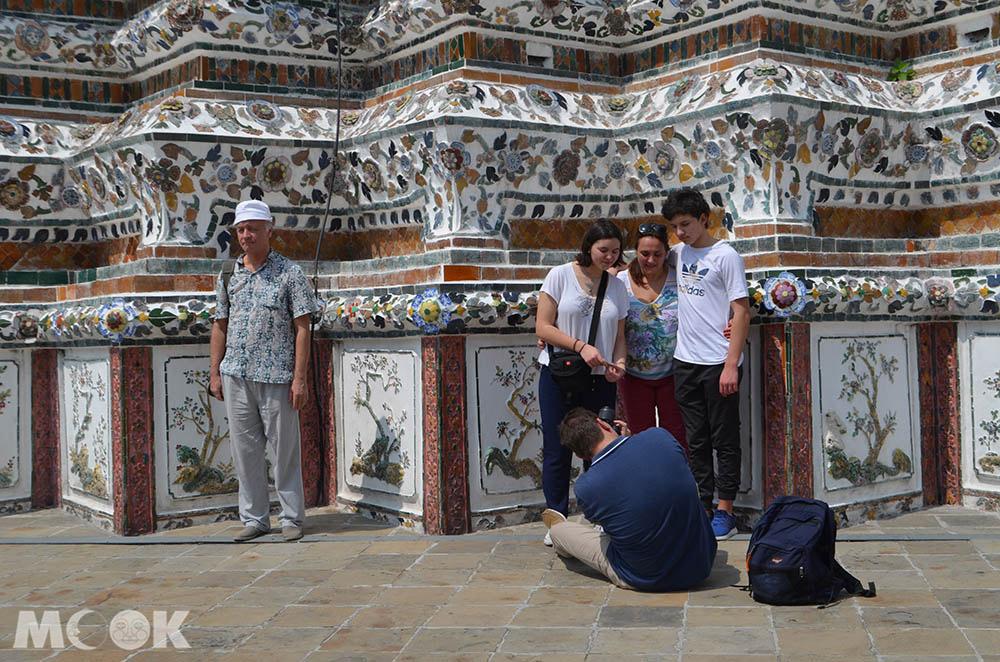 泰國 曼谷 泰銖硬幣 鄭王廟