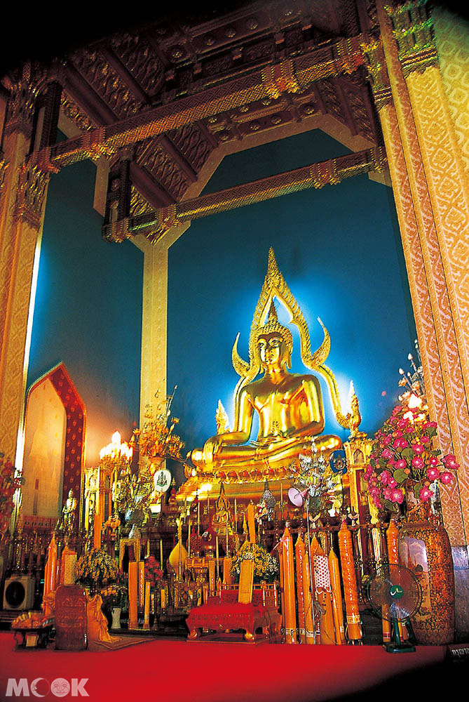 泰國 曼谷 泰銖硬幣 大理石寺