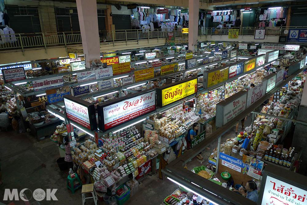 泰國 清邁 市集 夜市 Warorot Market