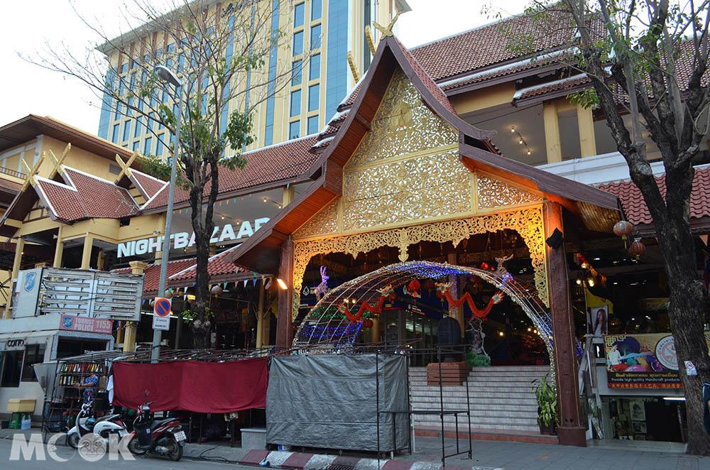 泰國 清邁 市集 夜市 清邁夜市 Kalare Night Bazaar