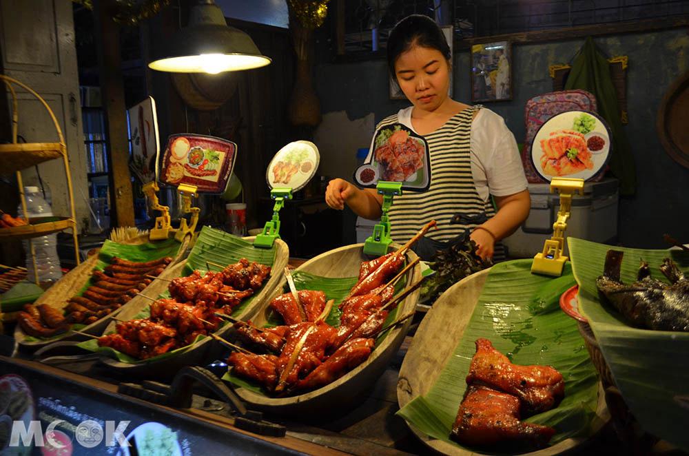 泰國 清邁 市集 夜市 清邁夜市 Ploen Ruedee Night Market