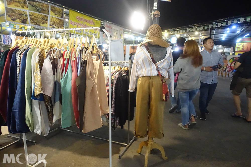 泰國 清邁 夜市 市集 清邁大學夜市