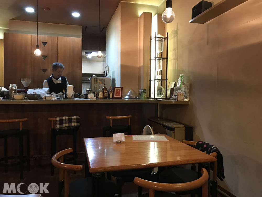 札幌北海道大學附近的咖啡店FLAGSTAFF CAFE