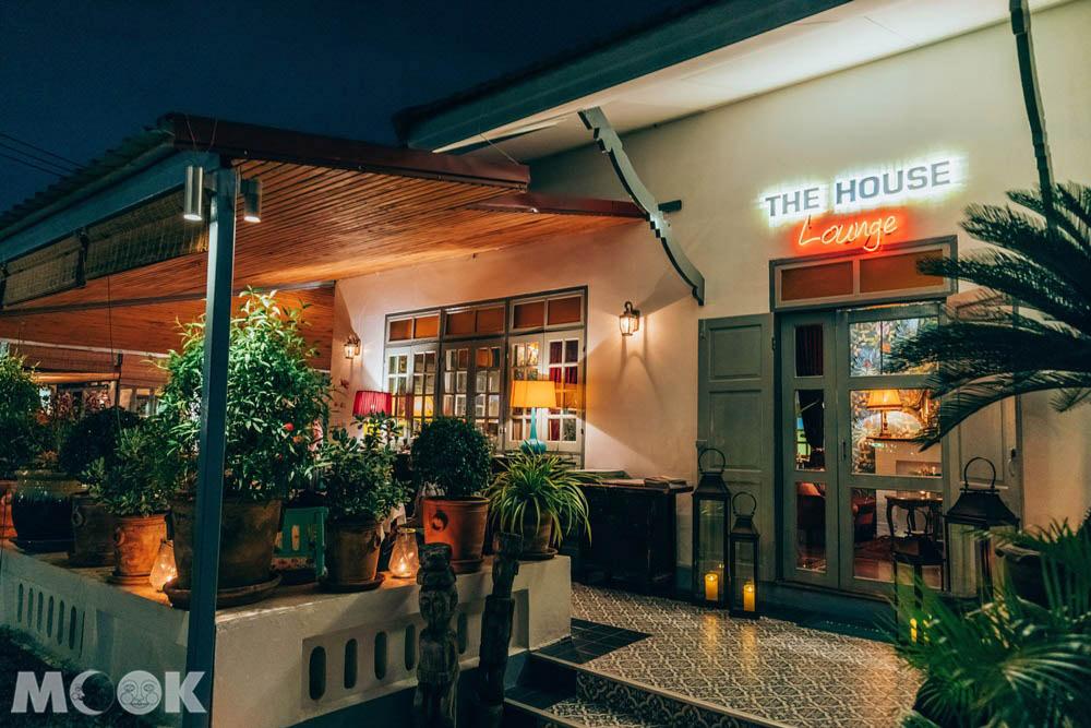 泰國 清邁 The House by Ginger 清邁餐廳
