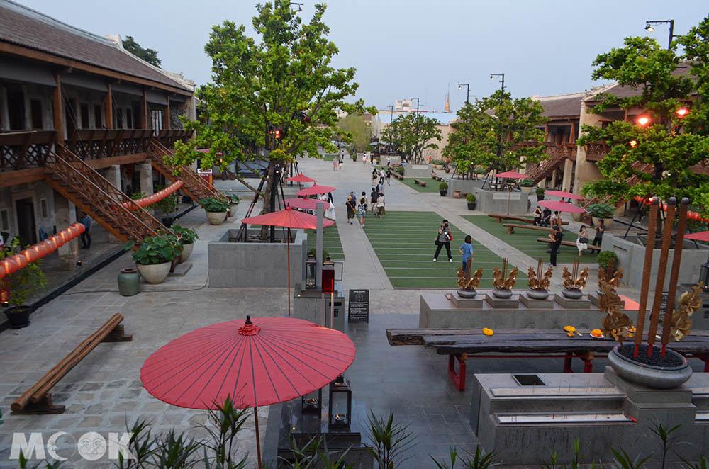 泰國 曼谷 廊1919 Lhong 1919 景點 昭披耶河