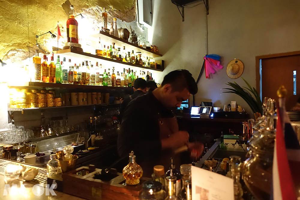 泰國 曼谷 中國城 酒吧 Tep Bar