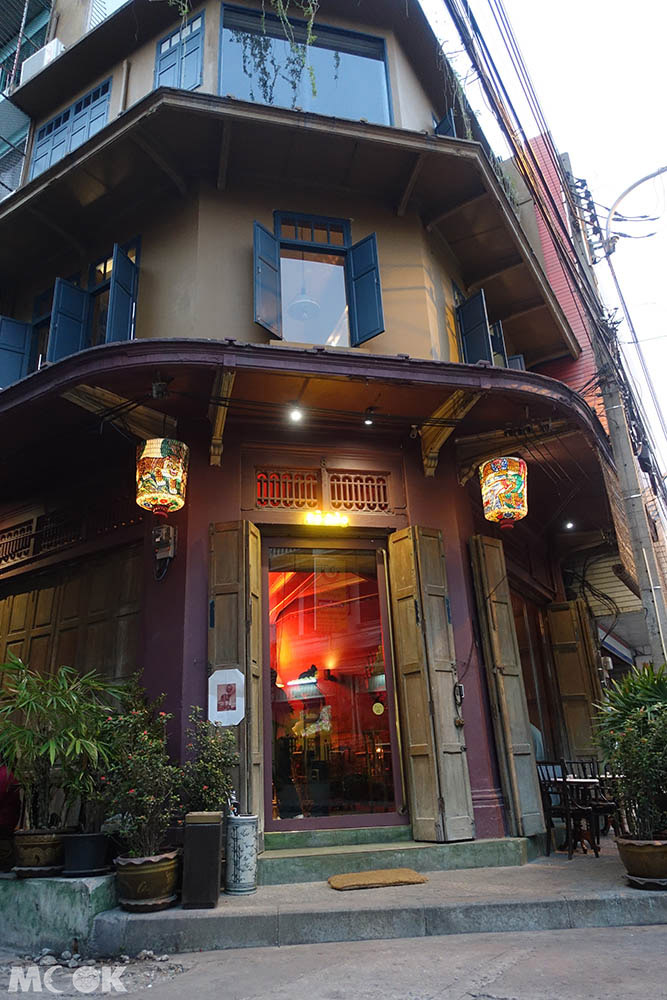 泰國 曼谷 中國城 酒吧 八號