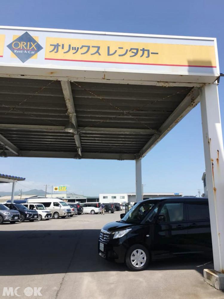 日本北海道函館租車親子遊Orix租車行