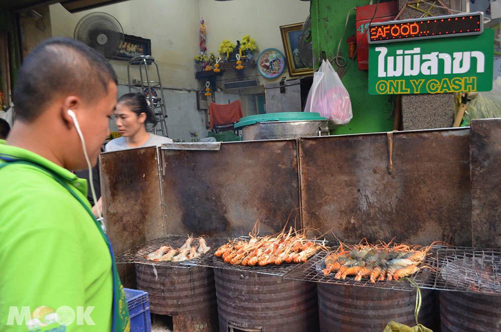 泰國 曼谷 中國城 美食 T&K
