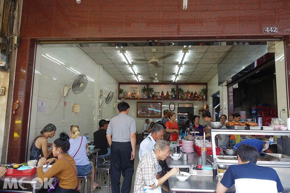 泰國 曼谷 中國城 美食   陳億粿條