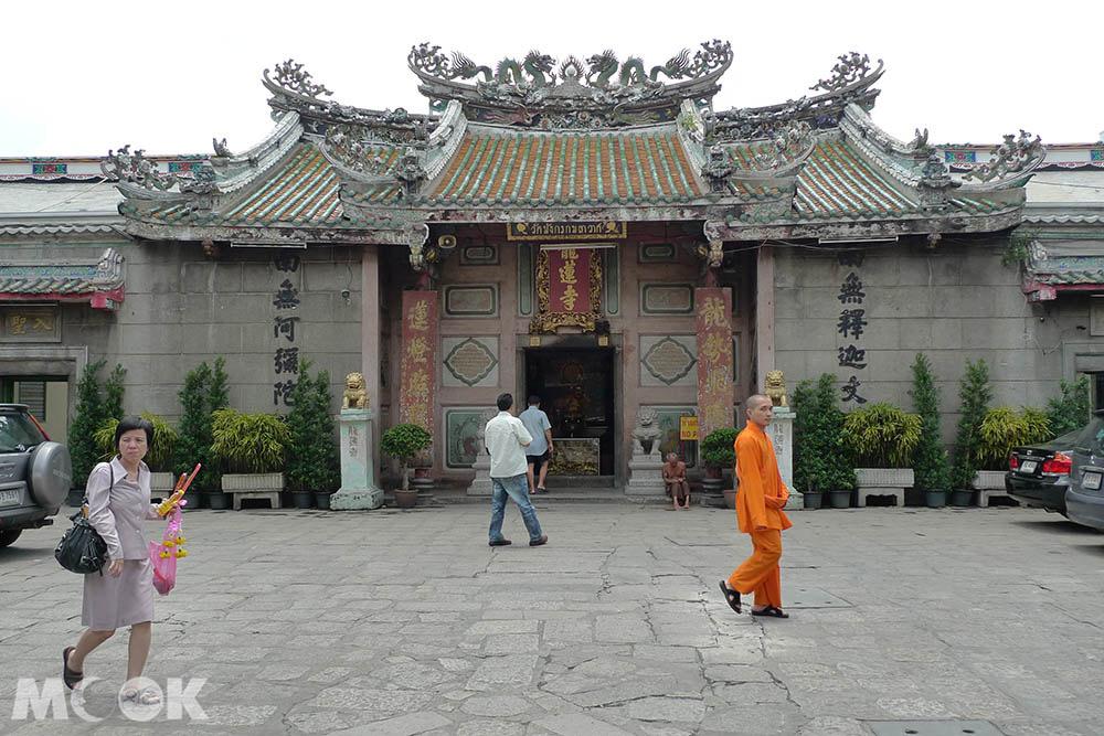 泰國 曼谷 中國城 龍蓮禪院